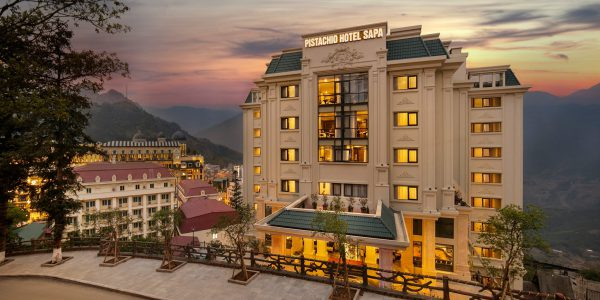 Pistachio Hotel Sapa Overview