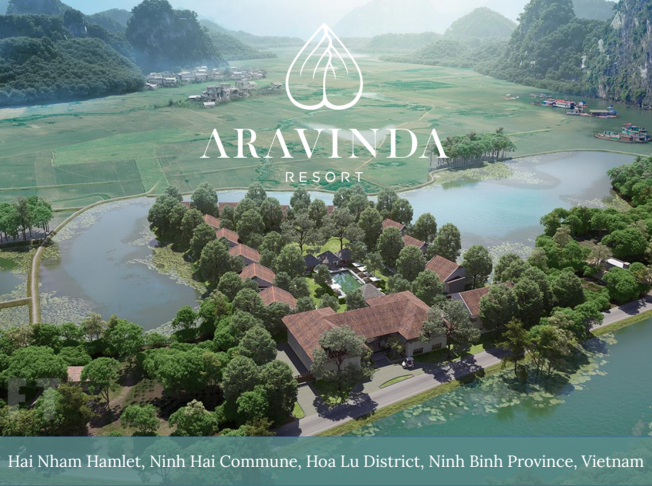 Aravinda Resort Ninh Bình01