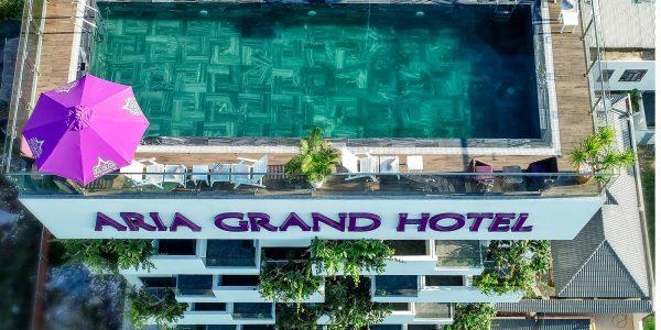 Khách sạn Aria Grand Hotel Apartment 04