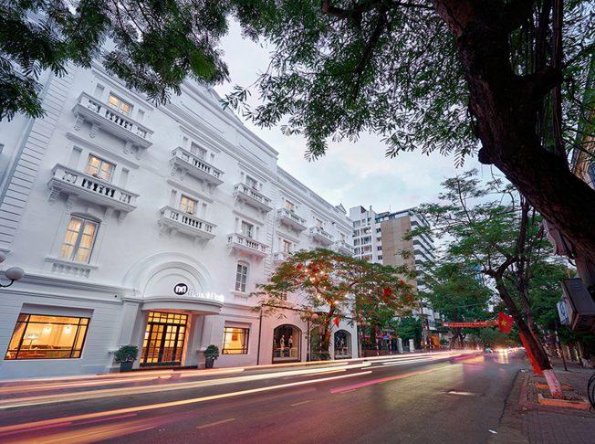Manoir Des Arts Hotel.5