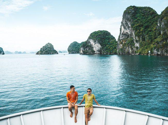 Paradise Elegance Halong Sundeck