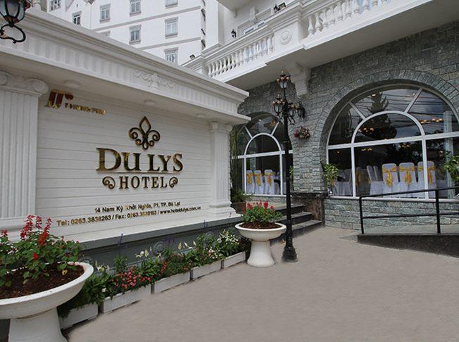 Du Lys Hotel Đà Lạt05