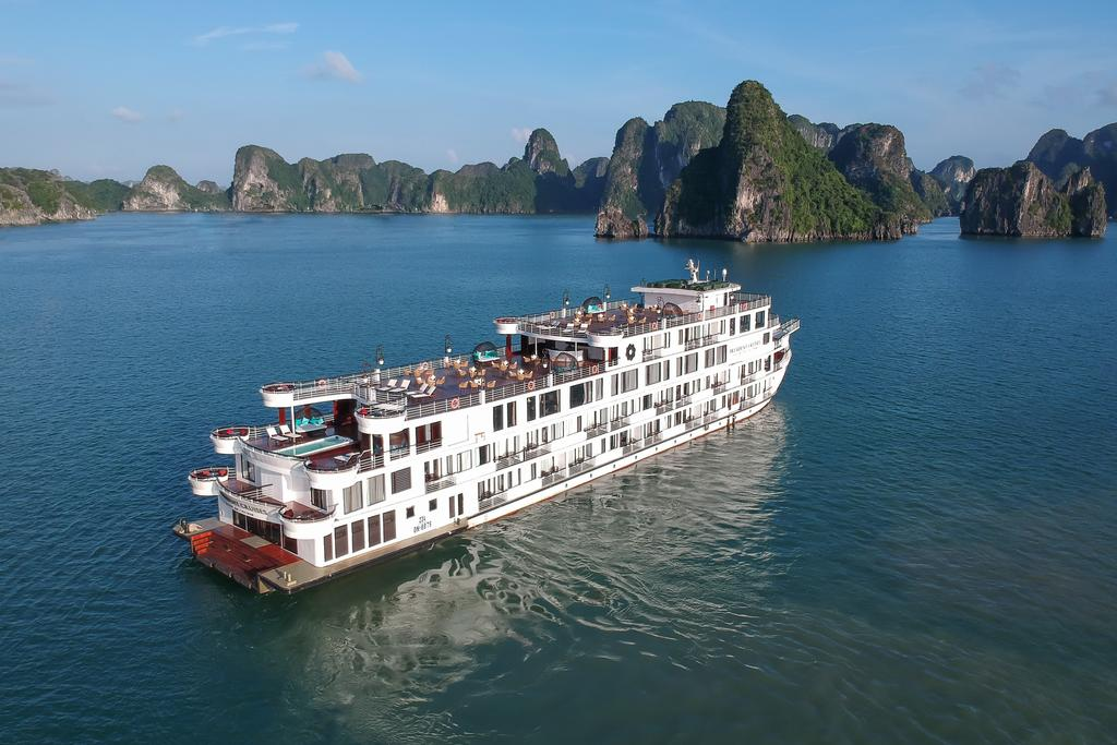 President cruises hạ long 2