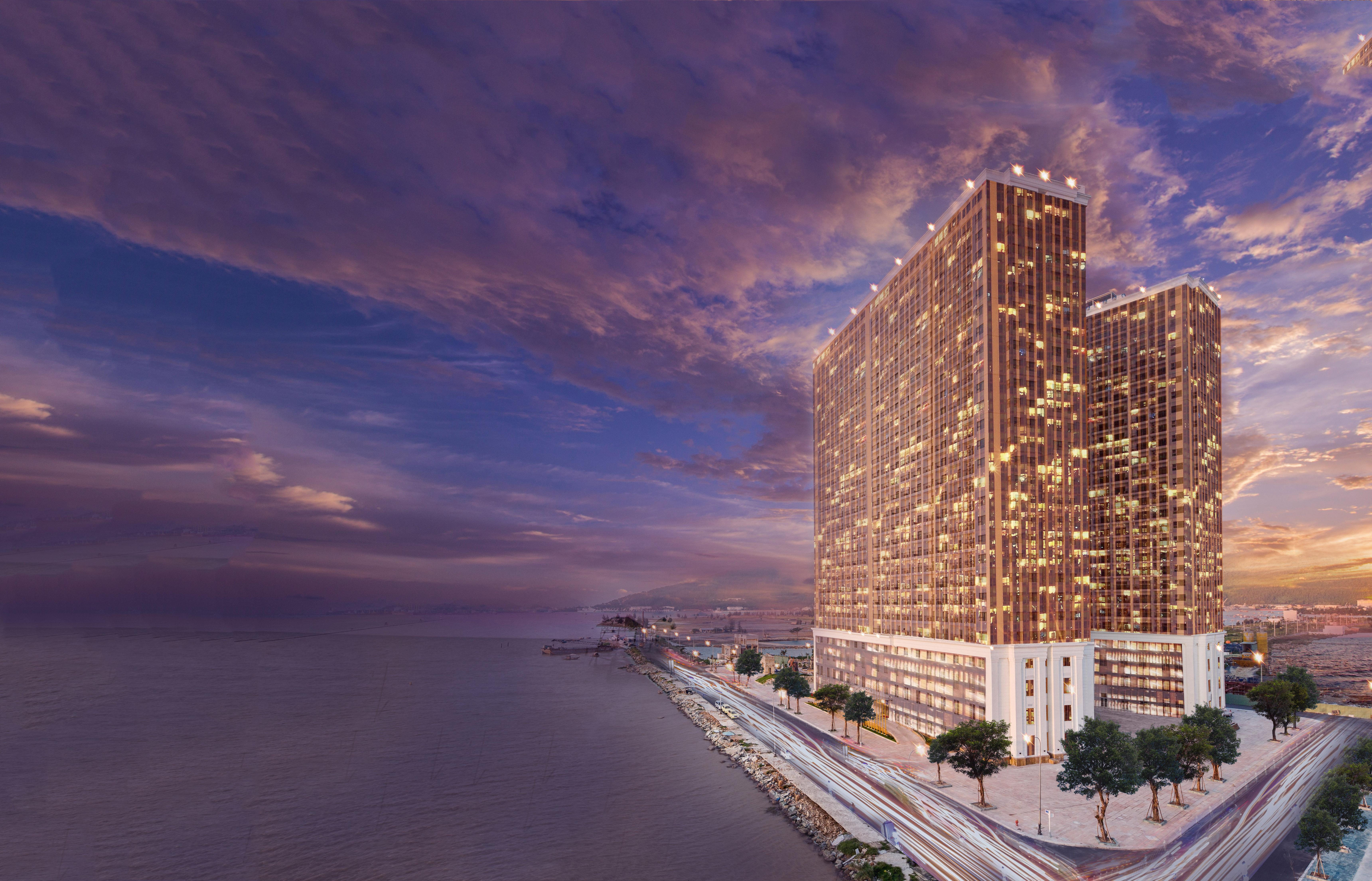 khách sạn đà nẵng golden bay