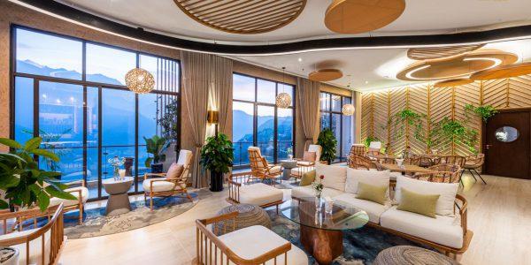 KK Sapa Hotel Lounge