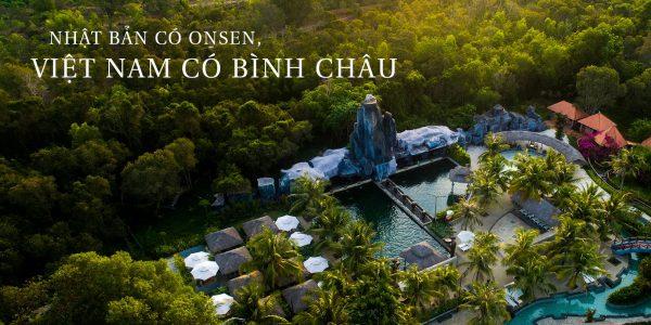 Bình Chau Hot Spring Resort 3