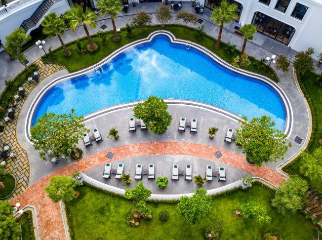 Silk Path Grand Hue Hotel 12