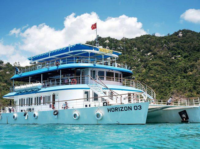 Du thuyền Horizon Nha Trang 3