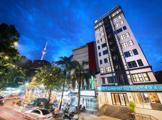 City Comfort Hotel Kuala Lumpur City Centre 5