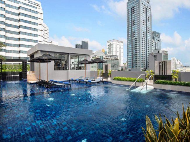 Eleven Hotel Bangkok Sukhumvit 11 7