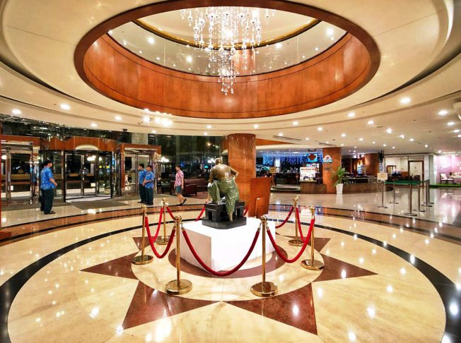 Evergreen Laurel Hotel Taichung 3