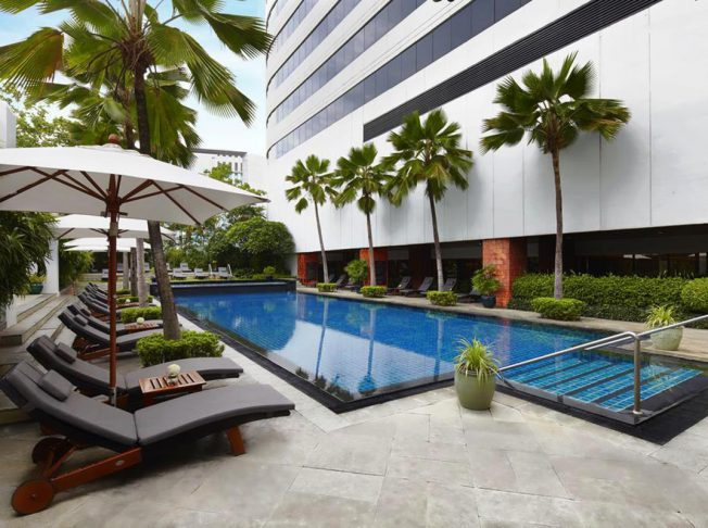 JW Marriot Hotel Bangkok 5