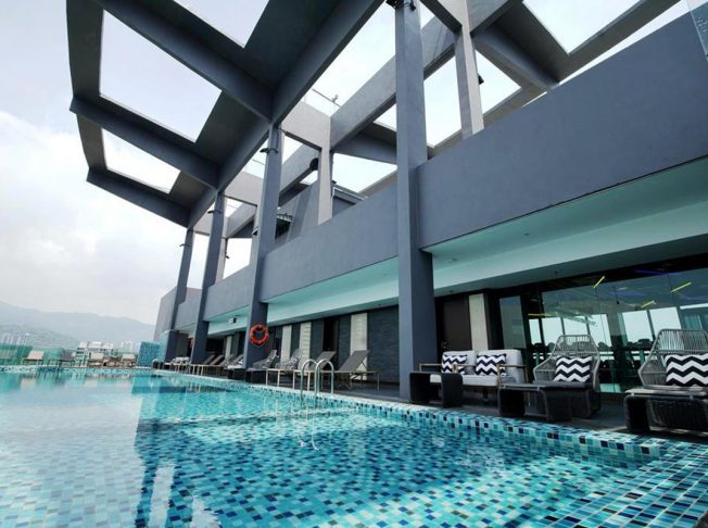 Jazz Hotel Penang 9