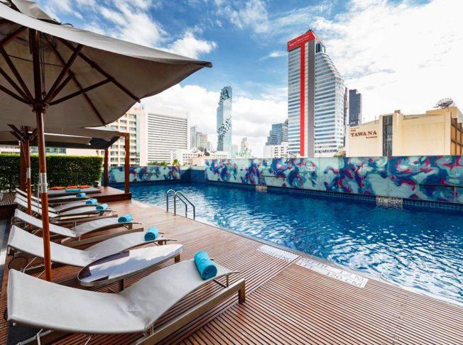 Le Meridien Bangkok 5