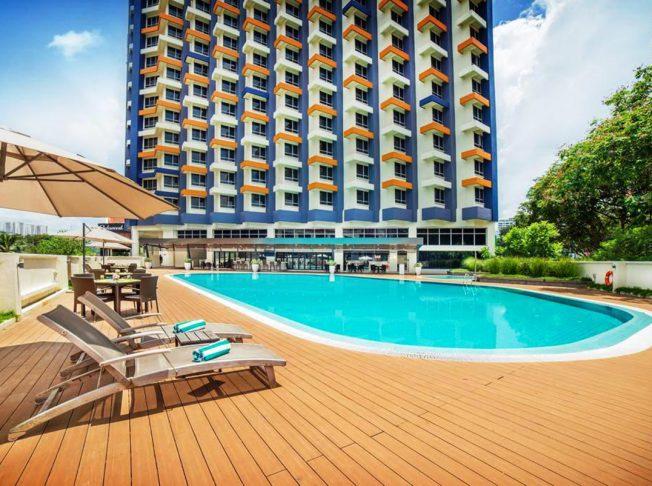 Oakwood Hotel and Residence Kuala Lumpur 1