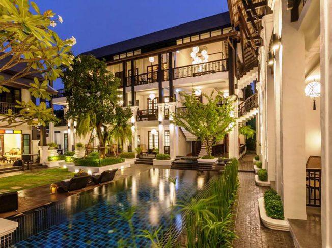 Thai Akara Lanna Boutique Hotel 8