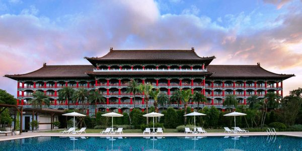 The Grand Hotel Kaohsiung 8