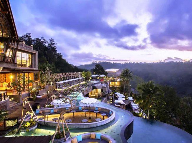 The Kayon Jungle Resort by Pramana 5
