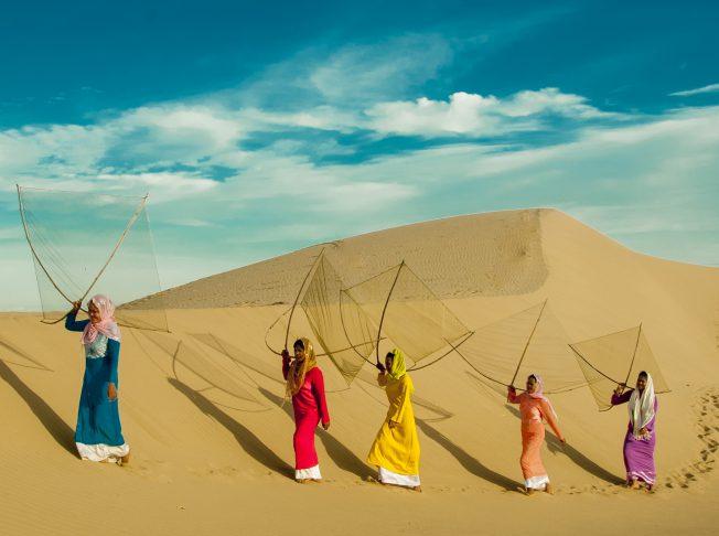 i cát Nam Cương Ninh Thuận