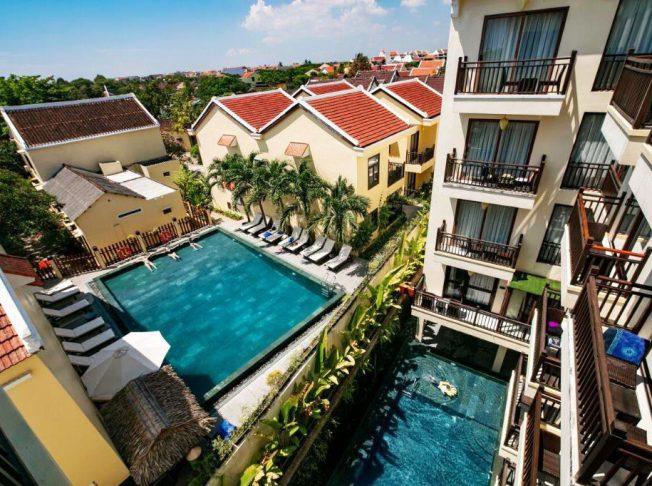 Khách sạn Silkotel Hội An05