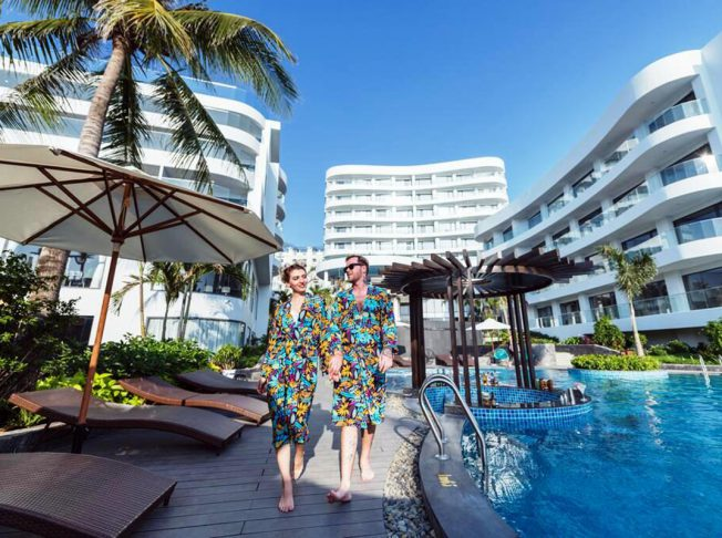 Sunset Beach Resort Phú Quốc4