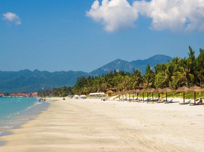 Biển Dốc Lết Khánh Hòa