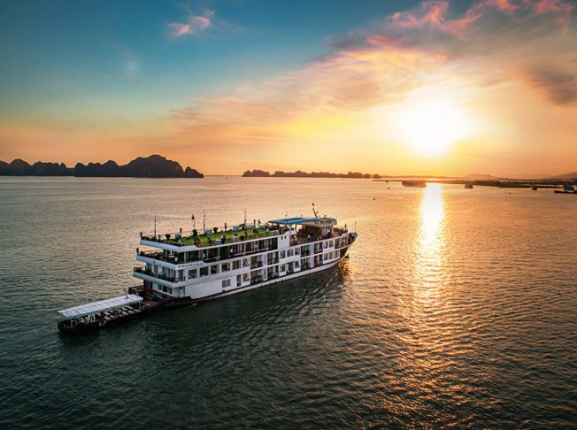 Dynasty Cruise Hạ Long08