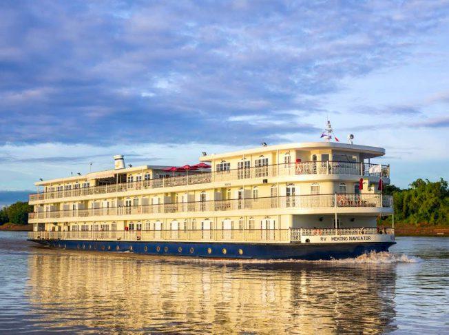 Lotus Cruises Mekong Navigator2