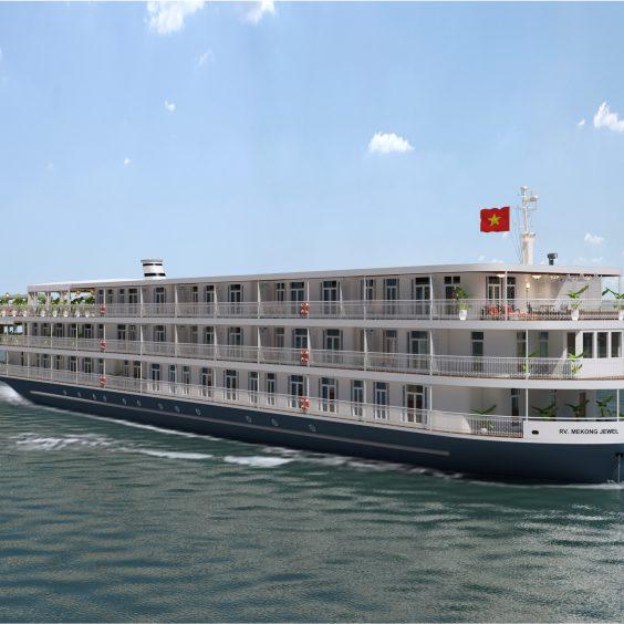 Mekong Jewel Lotus Cruises