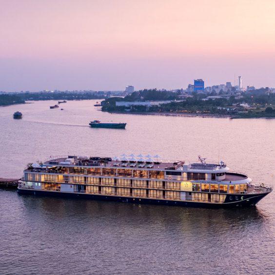 Victoria Mekong Cruises 2