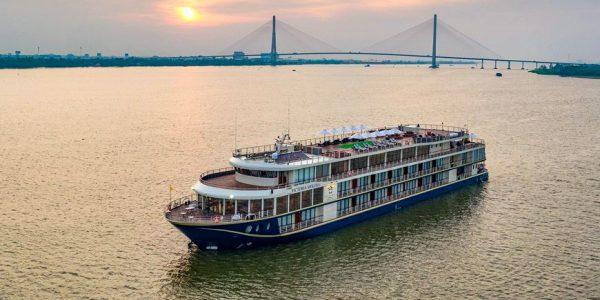 Victoria Mekong Cruises