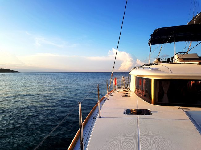 Du thuyền Catamaran Sarita Phú Quốc 7
