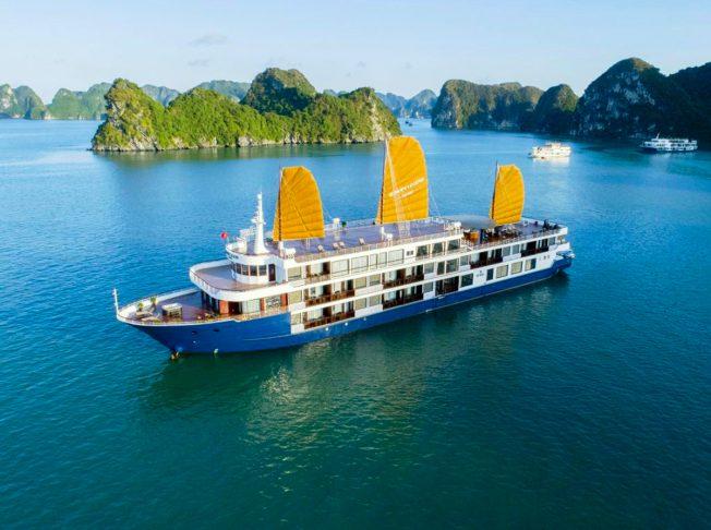 Du thuyền Sealife Legend Hạ Long9