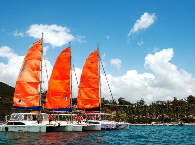 Du thuyền Catamaran Sarita Phú Quốc 10