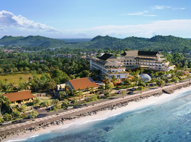 Khách sạn The Secret Côn Đảo 1307