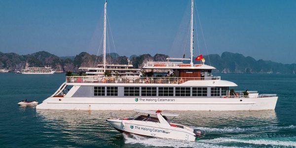 Du thuyền Hạ Long Catamaran2