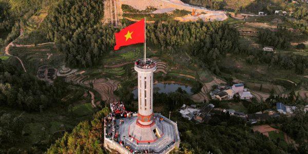 Hà Giang Cộ cờ Lũng Cú
