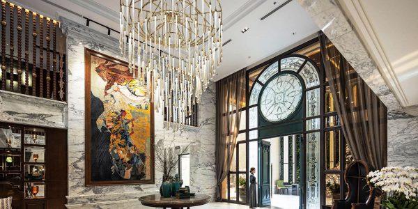 Khách sạn Peridot Grand Hà Nội11