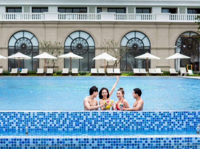 VinHolidays Phu Quoc 1 Pool