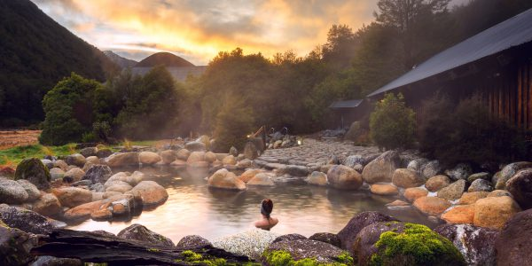 Kawara My An Onsen Resort