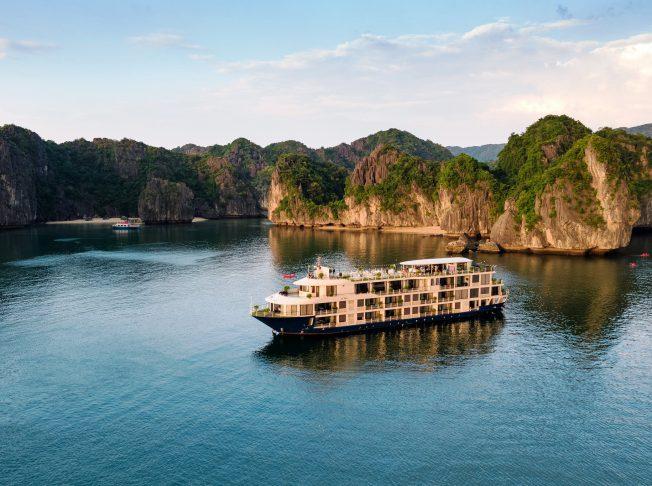 Mon Cheri Cruise Lan Hạ Bay11