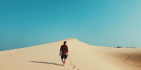 Quảng Bình Đồi cát Quang Phú 1
