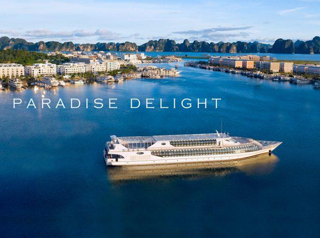 Du thuyền nhà hàng Paradise Delight 7