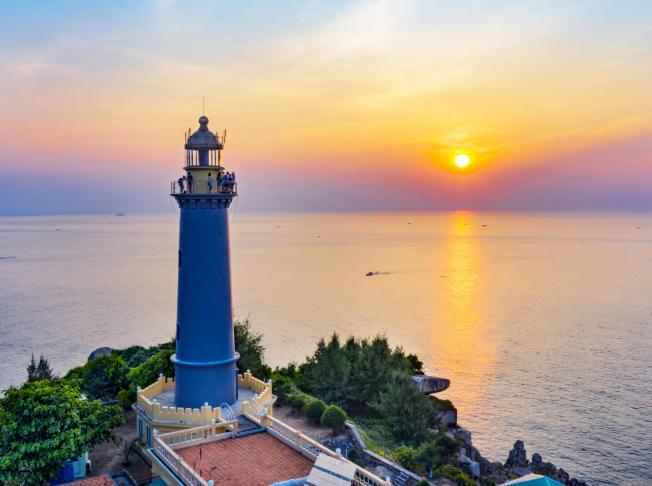 Hải đăng mũi Điện Phú Yên