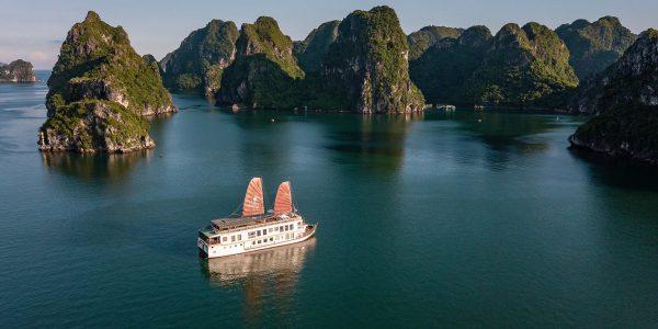 Heritage Line Halong Bay Violet Ship 4