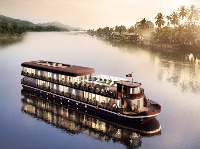 Heritage Line Upper Mekong Anouvong Ship 1 LR