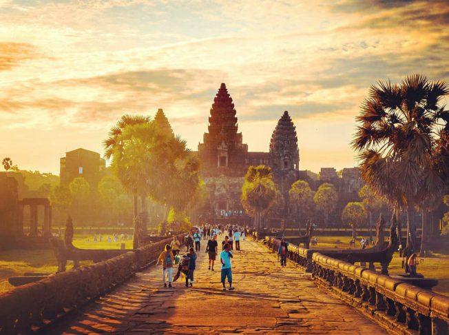 Siem Reap Angkor Wat 10