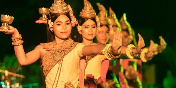 Siem Reap Apsara Dance 2